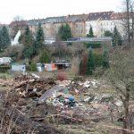 Rückbau der Gärten im Mühlbachtal