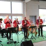 THE HOTMAKERS aus Leipzig sorgten für die musikalische Umrahmung der Veranstaltung